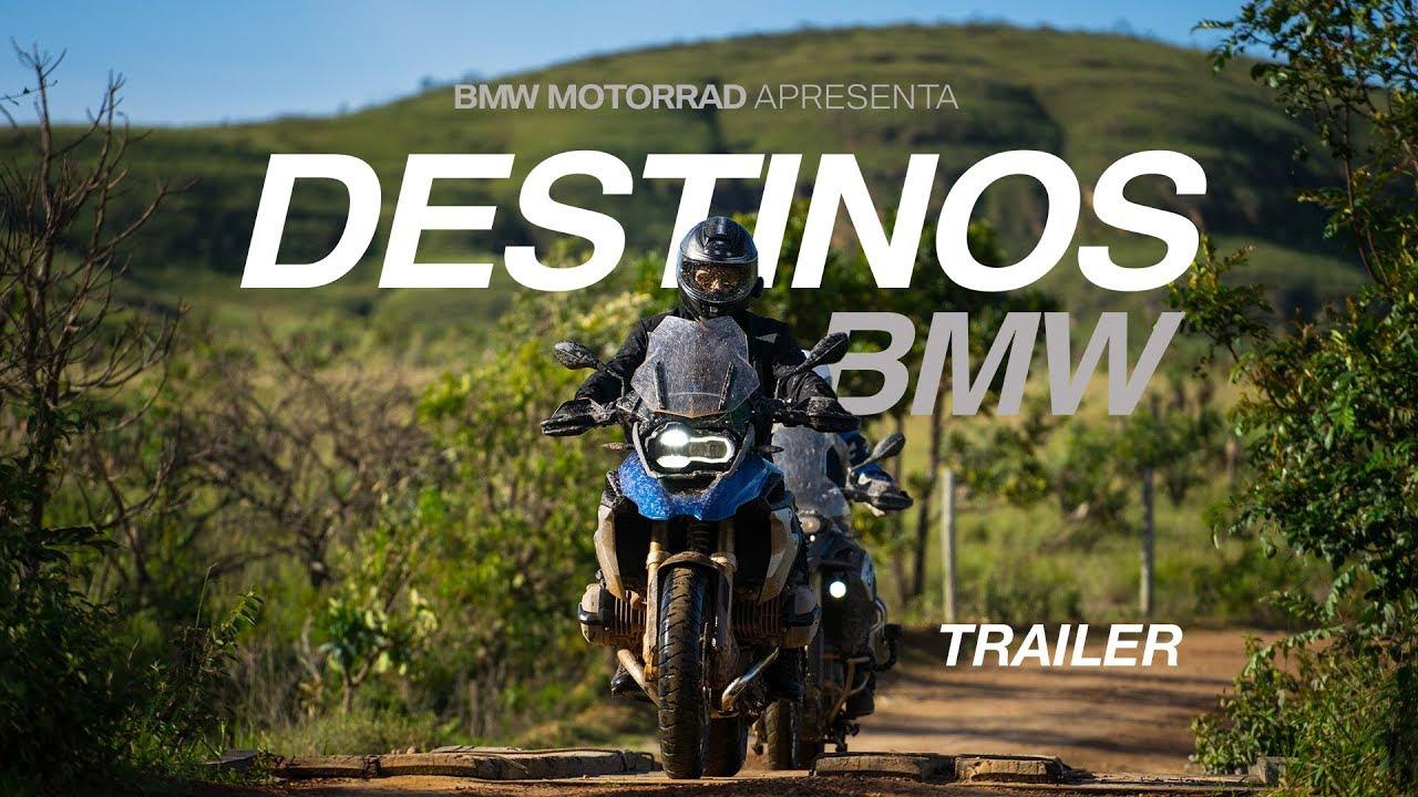 Destinos BMW - Trailer