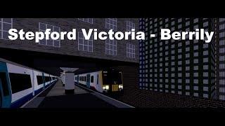 ROBLOX | SCR | Stepford Victoria - Berrily (Timelapse)
