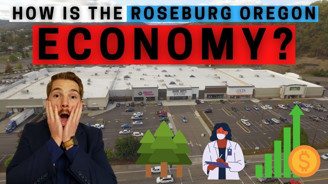 🔴 Roseburg Oregon Economy | Who Are The Top Employers In Roseburg?