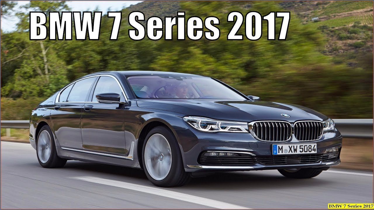 bmw 7 2017 bmw 7 series 2017 750li xdrive reviews and specs youtube. Black Bedroom Furniture Sets. Home Design Ideas