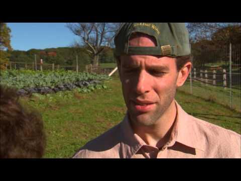 Chef Dan Barber - Blue Hill - New York, New York