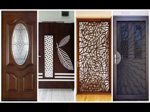 Top 42 Modern Front Door Designs catalogue 2018- Plan n Design