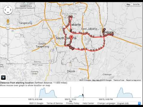 Google Maps Location History YouTube - Google map location history