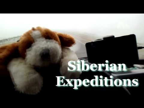 Кавказ 2019 г., дорога на Элисту, Siberian Expeditions.