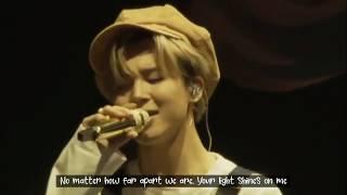 BTS Lights + Lyrics [BTS Magic Shop in Osaka 191214]