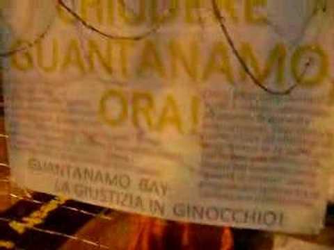 Stop Guantanamo Now!