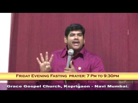 Rev. John Mangacharyulu Message at Navi Mumbai