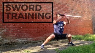 SWORD TRAINING | XMA | Kuk Sool Won WKSA | Extreme Martial Arts | Taekwondo | Noah Evans-Wicks