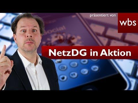 NetzDG voll in Kraft – Wie kann ich jetzt Beiträge melden? | Rechtsanwalt Christian Solmecke