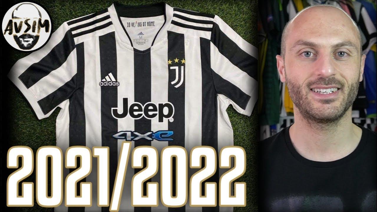 Nuova maglia Juventus 2021/2022: dettagli e curiosità ||| Speciale Avsim
