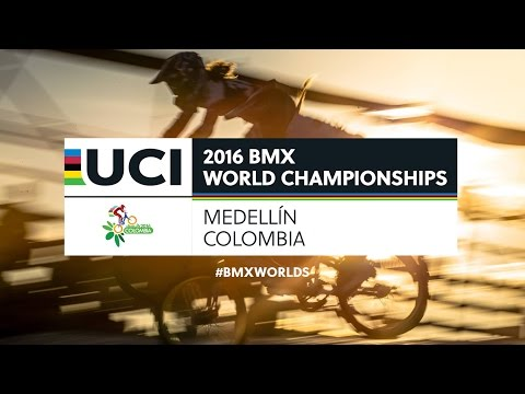 2016 UCI BMX World Championships / Medellin, Colombia