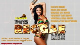 2015 REGGAE MIX | CHRONIXX, ROMAIN VERGO, DEXTA DAPS, JAH CURE, I OCTANE...