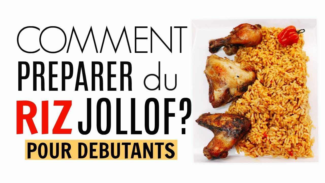 comment cuisiner le riz jollof nig rien recette riz jollof pour les d butants linda barry. Black Bedroom Furniture Sets. Home Design Ideas