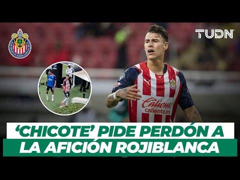 El 'Chicote' Calderón PIDE PERDÓN tras discusión con aficionados de Chivas | TUDN