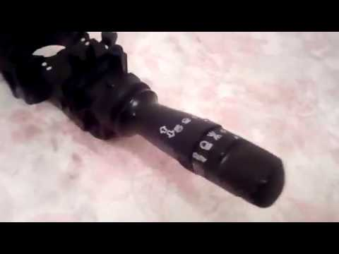 видео: Подрулевой переключатель. Ремонт переключателя ПТФ(почему не горят противотуманки)