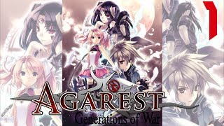 PC Agarest: Generations of War - Commentary Walkthrough Part 1