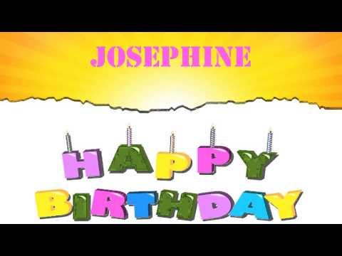 Josephine   Wishes & Mensajes - Happy Birthday