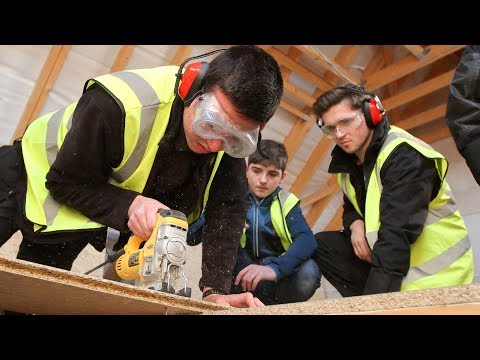 Carpentry & Joinery at Hugh Baird College
