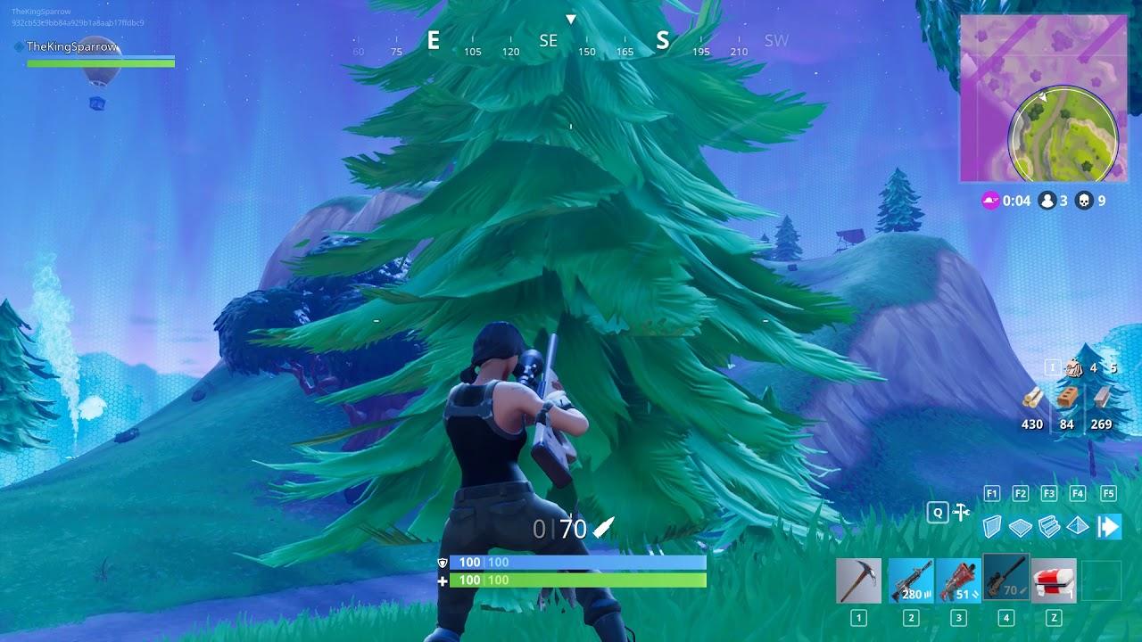 Fortnite Battleroyale: The tree of life - YouTube