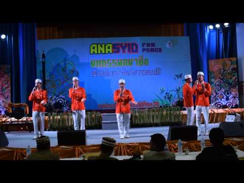 Anasyid For Peace | Student Union PSU Pattani