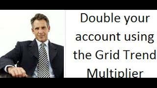 Double your Forex Broker Account with the non directional, hedged, GTM Forex Trading Technique