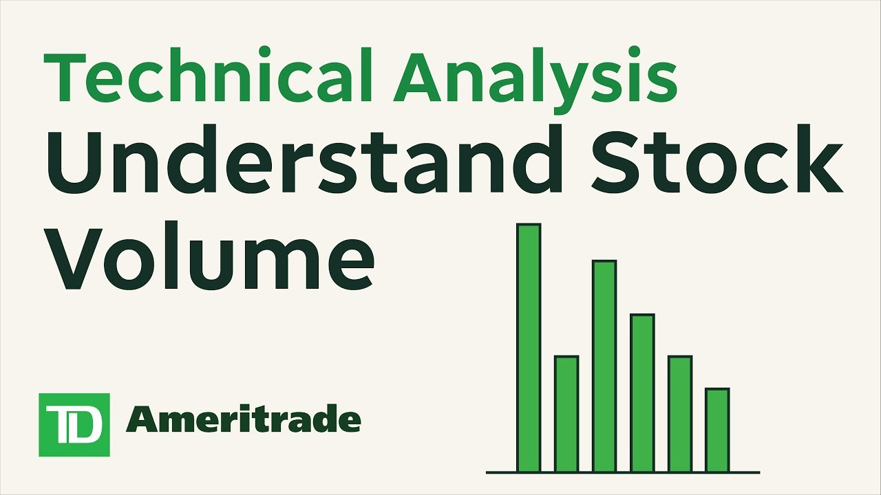 What You Can Learn From A Stock S Trading Volume Technical Ysis Course