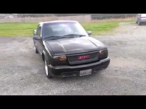 1998 Gmc Sonoma Sls Supercharged Youtube