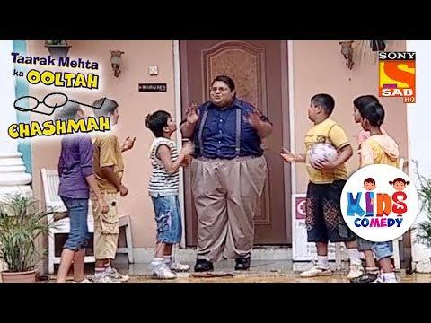 Dr Haathi Plays Football With Tapu Sena | Tapu Sena Special | Taarak Mehta Ka Ooltah Chashmah