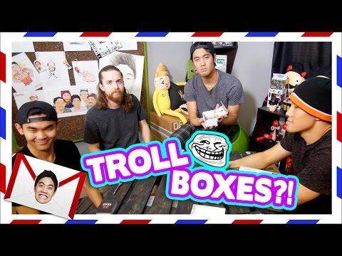 Troll Boxes... (Teehee Time)