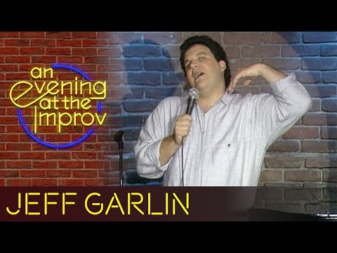 Jeff Garlin  An Evening at the Improv