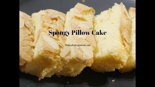 Spongy Pillow Cake