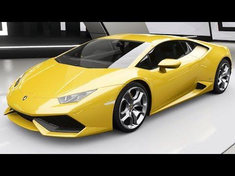 Froza Horizon 3 Lamborghini Huracán