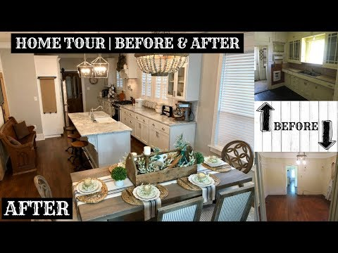 FIXER UPPER UPDATE | COMPLETE HOME TOUR