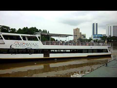 Sarawak River Cruise depart from Kuching Waterfront