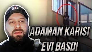 Adamin KARISI evi basdi! REZIL INSANLAR TIKTOK TEPKI VIDEOSU