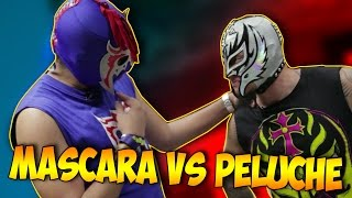 Escorpión VS Rey Misterio