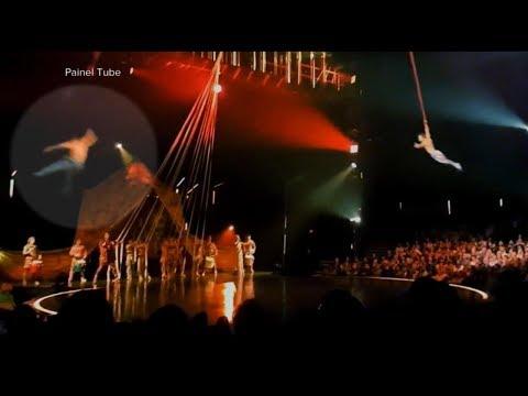 Cirque du Soleil performance takes deadly turn