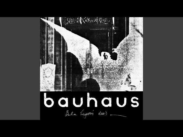 Bela Lugosi's Dead (Official Version)