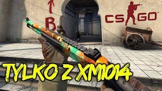 CSGO TYLKO Z XM1014 / FACEIT MECZYK