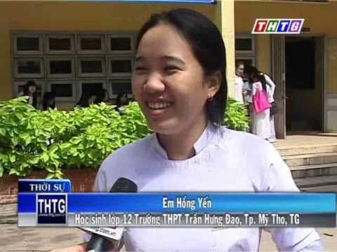 y kien thi sinh ve ky thi tot nghiep nam 2014