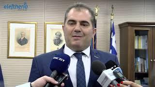 Καλαμάτα: Επιβάλλει γραμμή για μετανάστες ο Βασιλόπουλος