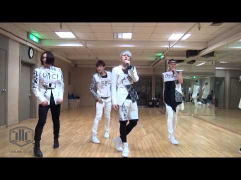JJCC - 더블제이씨 At First Dance Practice