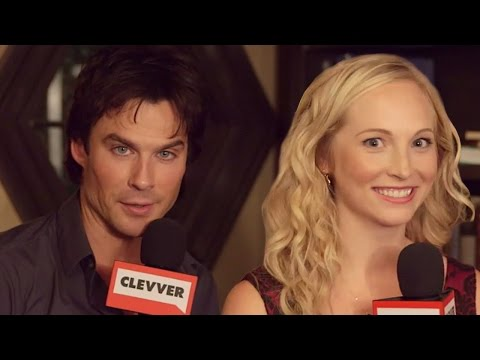 The Vampire Diaries Cast Reminices Over Their Favorite Scenes & WTF Moments From All 8 Seasons