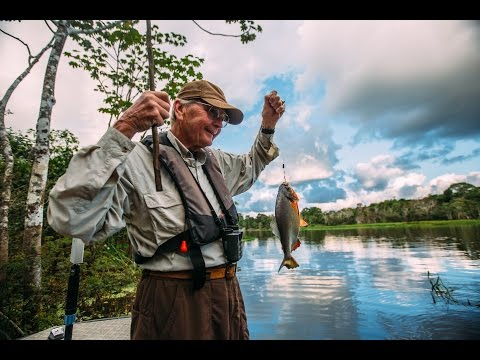 Fishing for Piranha in the Peruvian Amazon: Cruise Excursions