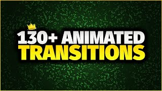 Animated Transition Pack | VFX Transition Pack | Free Download for PC/Mobile
