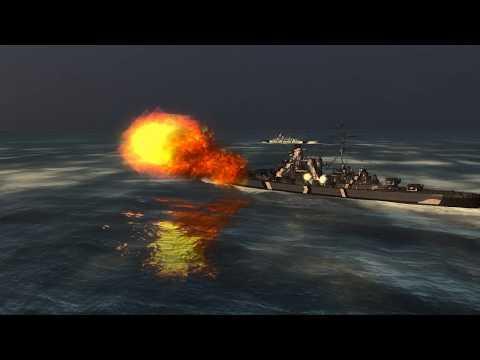 Silent Hunter 4 battle of the Denmark strait