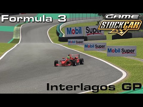 Game Stock Car Extreme - Formula 3 - Interlagos GP