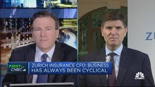 Zurich Insurance CFO says business is 'second to none' in commercial space