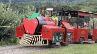 Orchard Express at Silverman's Farm