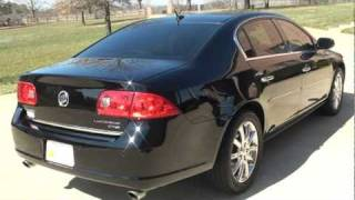 2007 BUICK LUCERNE CSX NAVIGATION LOADED FOR SALE SEE WWW SUNSETMILAN COM